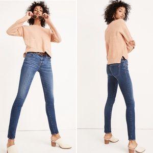 Madewell   Skinny Skinny Ames Wash Jeans EUC 25